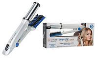 Утюжок плойка для укладки волос Instyler Wet 2 Dry, фото 3
