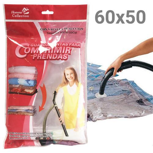 Вакуумные пакеты для одежды - 60х50см