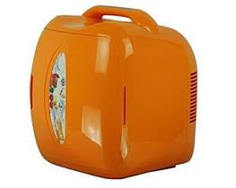 Автомобільний холодильник з функцією нагріву - Car Cooler and Warmer Box D008 7 л