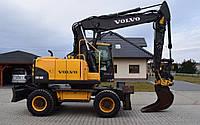 Колесный экскаватор VOLVO EW 160C 2007 года, фото 1
