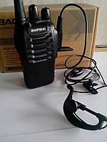 Радиостанция Baofeng BF-888s + гарнитура, фото 1