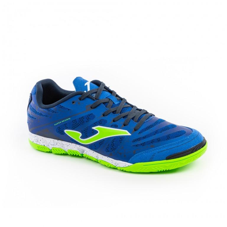 Обувь для футзала Joma SUPER REGATE 904 ROYAL INDOOR