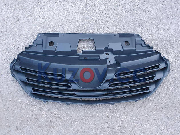 Решетка радиатора Renault Trafic '14- (FPS) 623108673R, фото 2