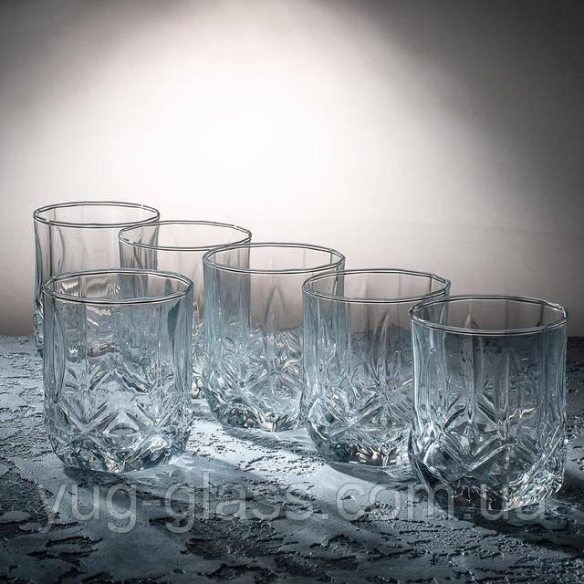 Красиві стакани для віскі
