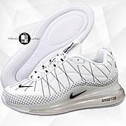 Мужские кроссовки в стиле Nike Air Max 720 AM98720 White