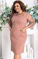 Красивые женские платья больших размеров,платья больших размеров,платья для полных дам,платья батальные больши