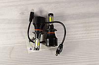 LED-лампы F7 с цоколем H7 6500K 9000Lm (лед лампы с активным охлаждением и влагозащитой)+ПОДАРОК!, фото 4
