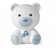 Игрушка-ночник Chicco Dreamlight голубая
