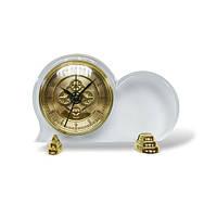Часы Презентабельные настольные золото, VR 141001