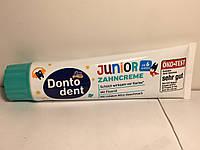 Дитяча зубна паста Dontodent Junior 100 мл.