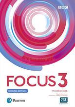 Focus 3 Second Edition Workbook / Рабочая тетрадь
