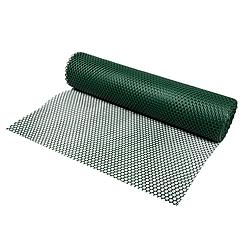 Сетка, для садовой ограды, AS-HEX, 1x25м, AS-HEX15151025GR