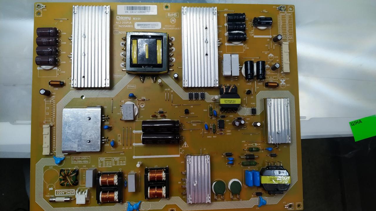 Блок питания N12-255P1A N255A002L к телевизору Toshiba 50TL7335D