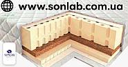 Латексный матрас Sonlab Дуо/Латекс 12