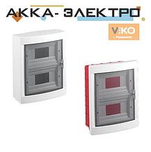Боксы (щитки) под автоматы НАРУЖНЫЕ / ВНУТРЕННИЕ ViKO