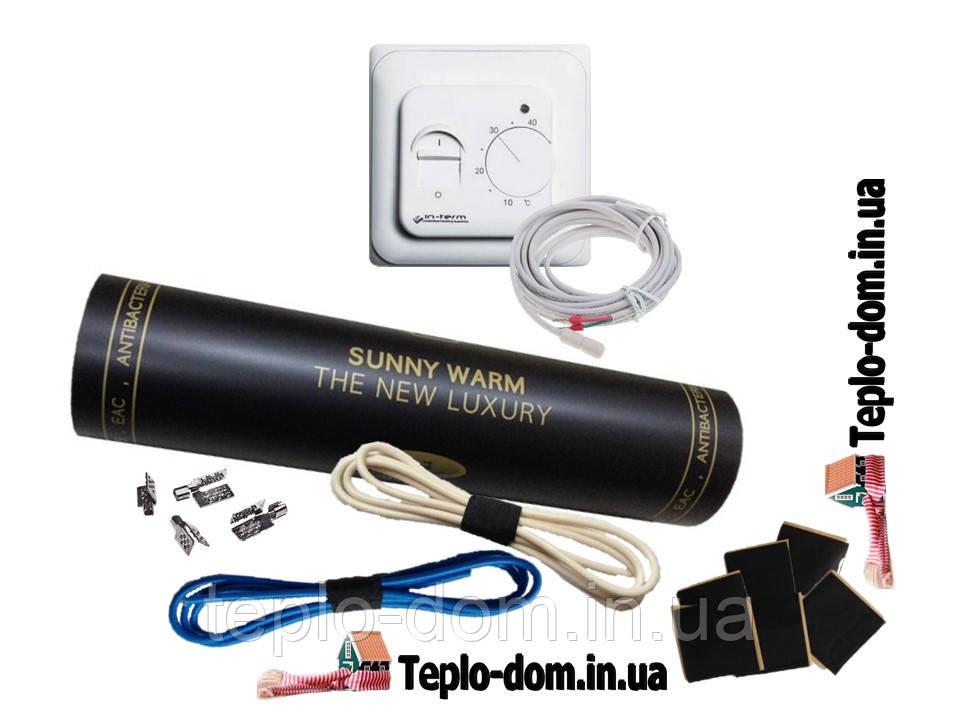 Готовый комплект RTC-40 (4м²) SUNNY WARM ( Премиум)