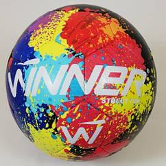 М'яч футбольний Winner Street Fun