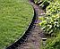 Бордюр газонный универсальный RIM-BORD GREEN 45x1000мм, зеленый, OBRGR45, фото 2