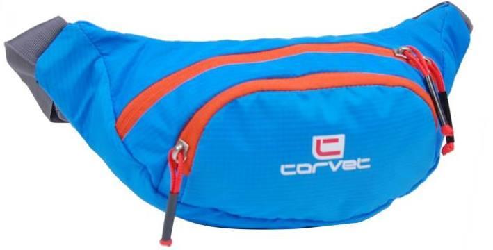 Вместительная поясная сумка, бананка Corvet WB3500-39