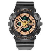 Спортивные часы наручные C-SHOCK GA-110 разных цветов