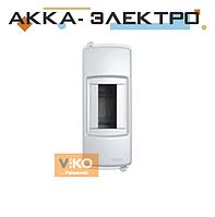 Бокс под автоматы наружный VIKO Lotus 1-2 модуля 90914001