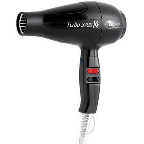 Профессиональный фен для волос TICO Professional Turbo 3400 XP BLACK (100001BK) 2200W