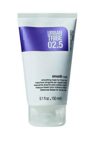 Розгладжуюча Маска для Кучерявого Волосся Urban Tribe 02.5 Mask Smooth 150мл