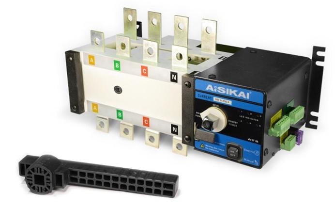Блок автоматики Konner&Sohnen ATS 200A 4P для внутренней установки