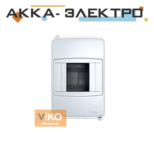 Бокс под автоматы наружный VIKO Lotus 3-4 модуля 90914003