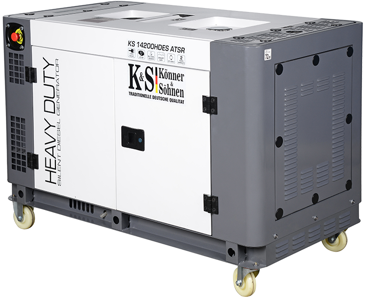 Дизельный генератор Konner&Sohnen KS 14200HDES ATSR