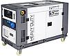 Дизельный генератор Konner&Sohnen KS 14200HDES ATSR , фото 3