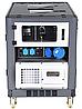 Дизельный генератор Konner&Sohnen KS 14200HDES ATSR , фото 5