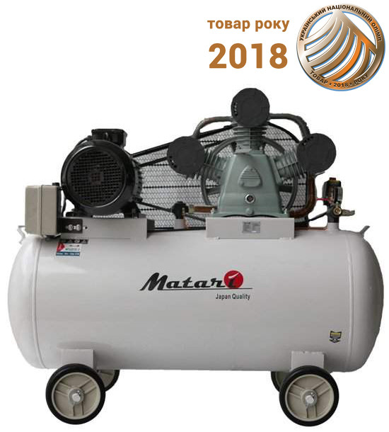 Компрессор Matari M740E55-3 (3 фазы, 5.5 кВт, 10 бар)