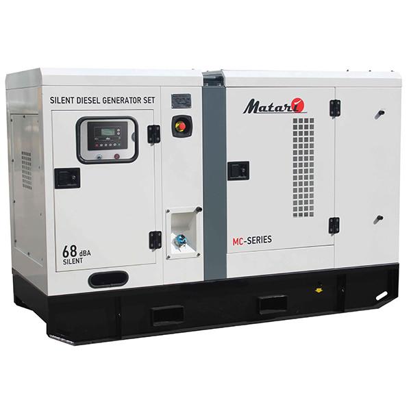 Дизельный генератор Matari MC500 (Cummins+Stamford)