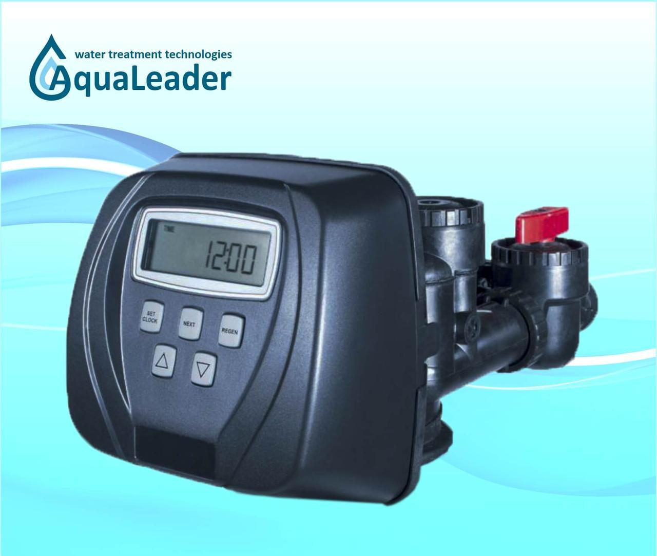 Автоматичний клапан для пом'якшувачів води Clack WS1CI