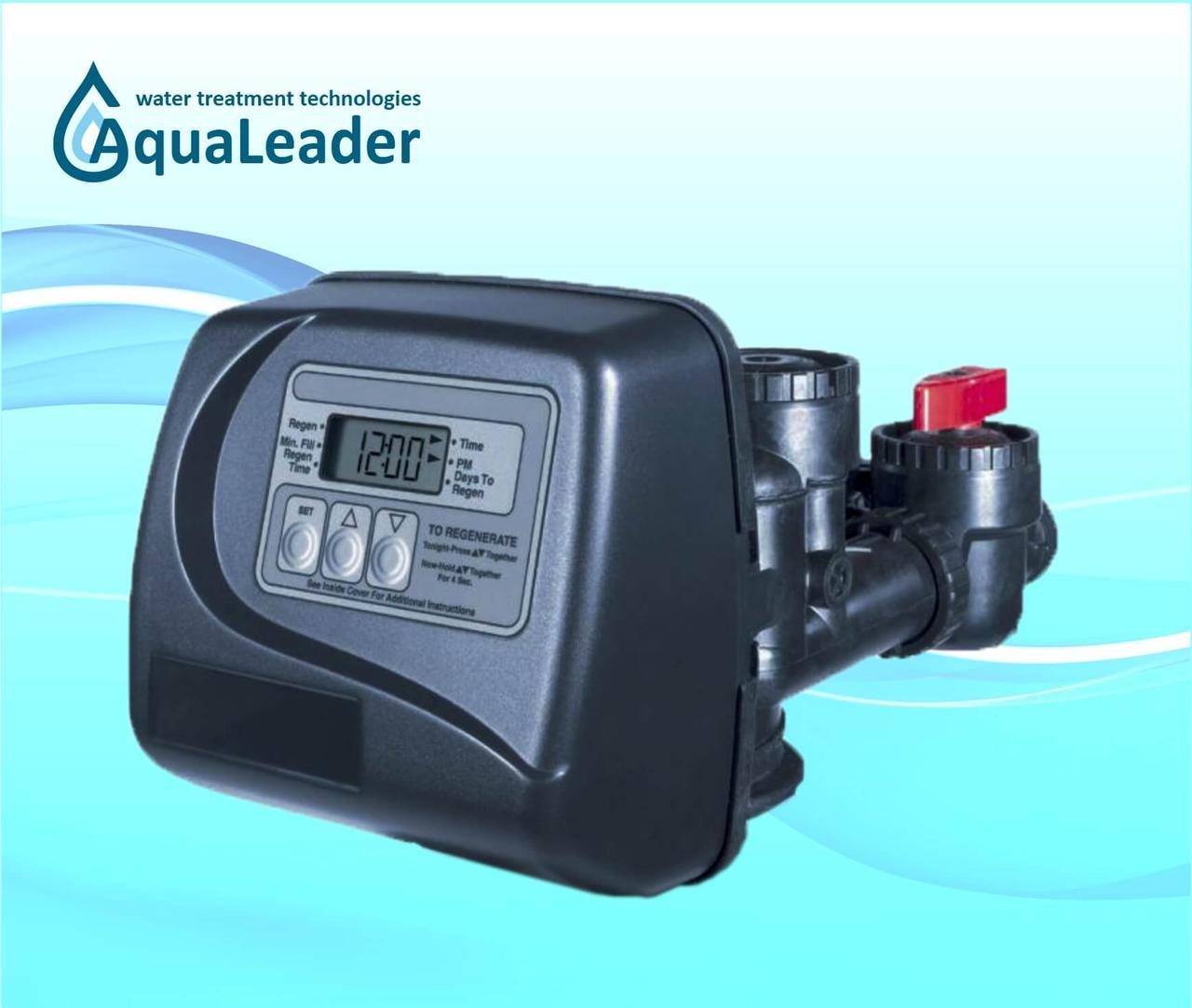 Автоматический клапан для умягчителей  воды (по времени) WS1TC, Clack Corp., USA