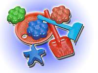 Детский набор №1 для песочницы в сетке 013 Бамсик