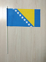 "Флажок ""Боснии и Герцеговины"" | Флажки Европы |"