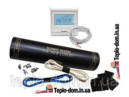 Готовый комплект с програматором Е-51 (1м²) SUNNY WARM ( Премиум)