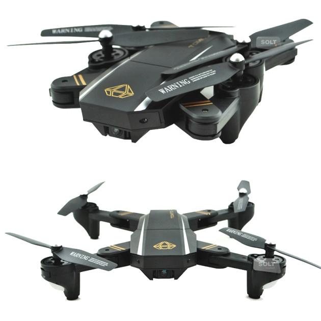 Квадрокоптер дрон Phantom D5HW Pro c WIFI камерой