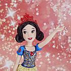 Кукла принцессы Дисней Королевский блеск Белоснежка 28 см. Оригинал Hasbro E4161/E4021, фото 7