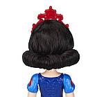 Кукла принцессы Дисней Королевский блеск Белоснежка 28 см. Оригинал Hasbro E4161/E4021, фото 4