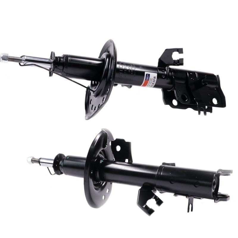 Амортизатор передній правий Nissan X-Trail (2007-) газ-масло SATO tech