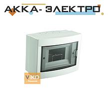 Бокс наружный 6-ти модульный Viko Lotus 90912106