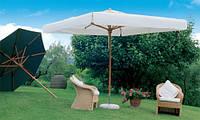 Зонты садовые. Зонт Палладио (ИТАЛИЯ) стандартный 3х3м.