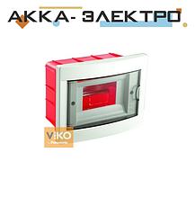 Бокс внутренний 6-ти модульный Viko Lotus 90912006
