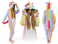Кигуруми Единорог, дракон, жираф, подарок на 8 марта  ,размеры s, m,  l