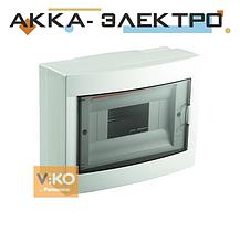 Бокс наружный 8-ми модульный Viko Lotus 90912108