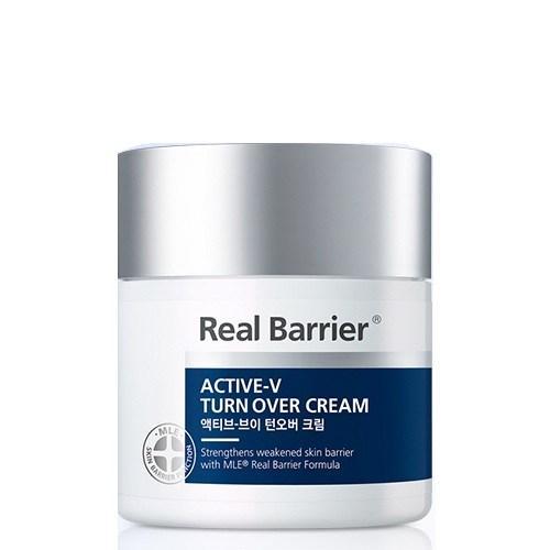 Ночной восстанавливающий крем для лица Real Barrier Active-V Turnover Cream, 50 мл.
