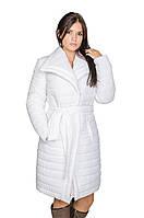 Женская зимняя куртка женская Севилья белый (44-52)